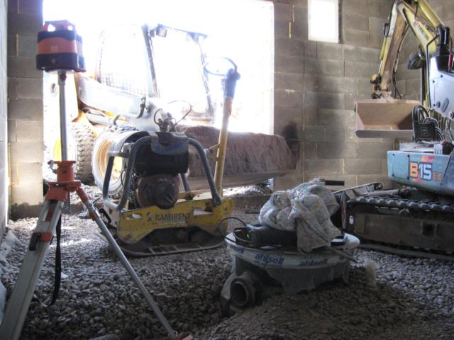 Maanrakennuspalvelut - Maanrakennustöitä