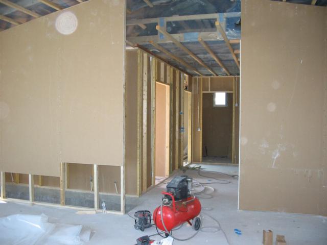 Rakentaminen - Väliseinä- ja remonttityöt