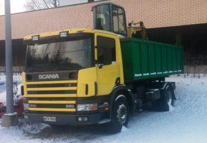 Kalusto Scania